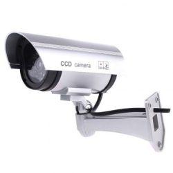 Camere de supraveghere false, iluzia monitorizarii