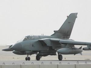 Avion Anglia GR4 Tornado
