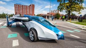 masina viitor zboara