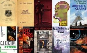 Carti science fiction - imaginatie dincolo de limite