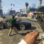 Grand Theft Auto 5 FPS