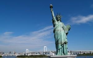 Monumentul Statuia Libertatii