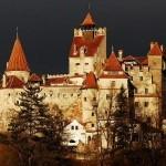 Castelul Bran Noaptea
