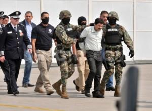 El Chapo evadat deja de doua ori din inchisoare