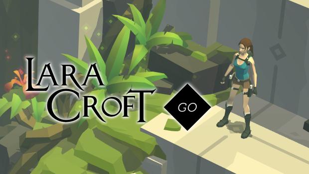 Lara Croft Mobil