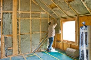 izolarea casei