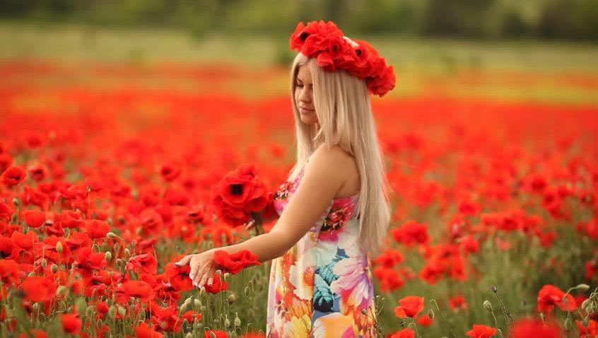 Florile nu se demodează niciodată