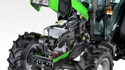 motor tractor