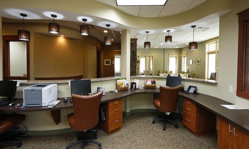 curatenie in birou