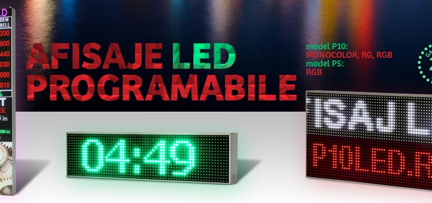 Reclame LED