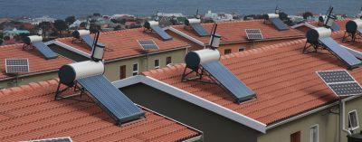 Panouri solare presurizate