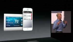 Apple si casa inteligenta