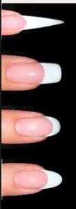 Ce forme sa dam unghiilor?