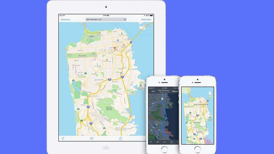 Despre Apple Maps