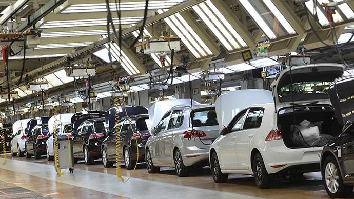 fabrica volkswagen din germania