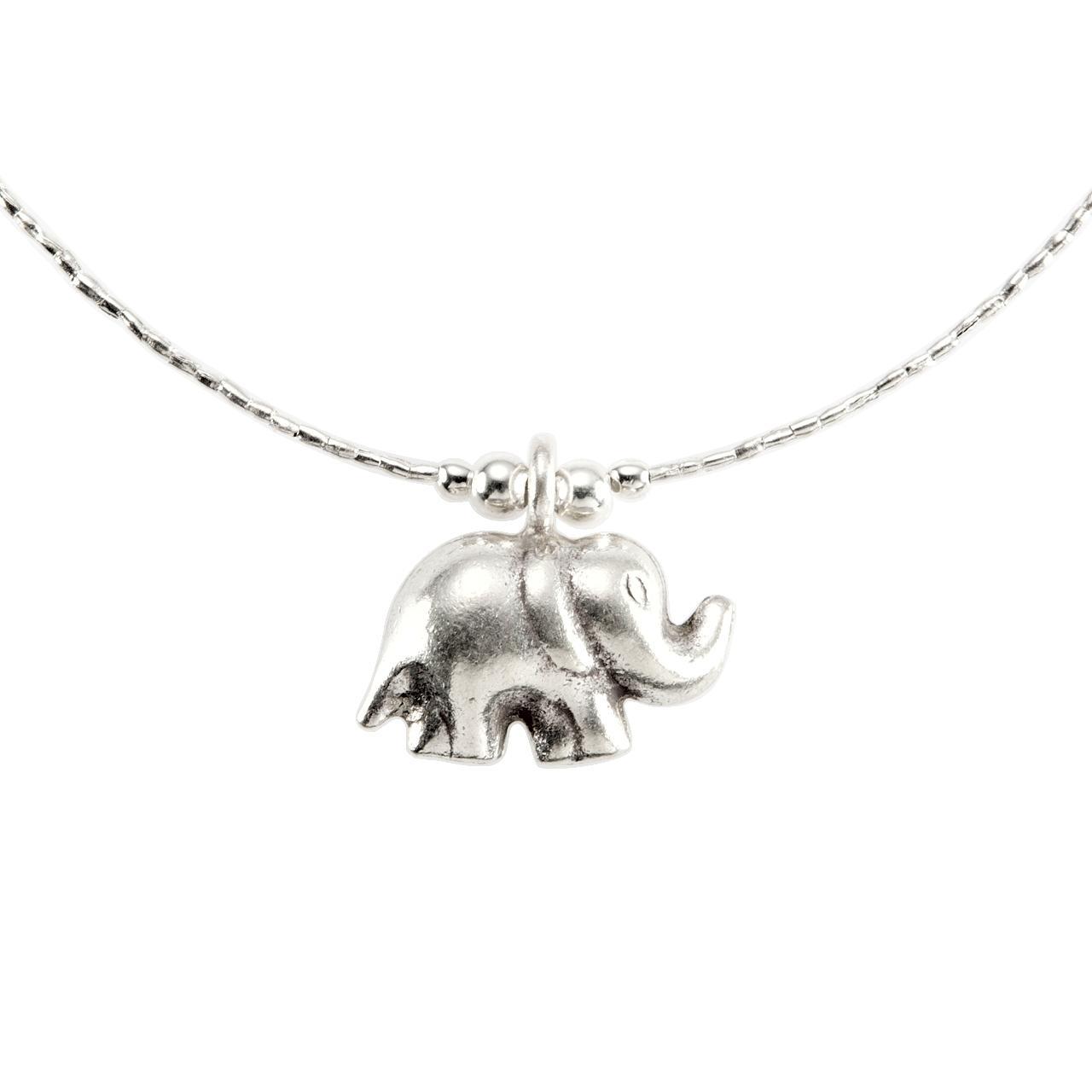 Un lantisor cu un elefant iti aduce prosperitate